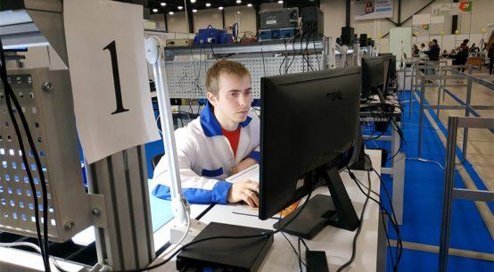 V Открытый региональный чемпионат «Молодые профессионалы» (WorldSkills Russia)