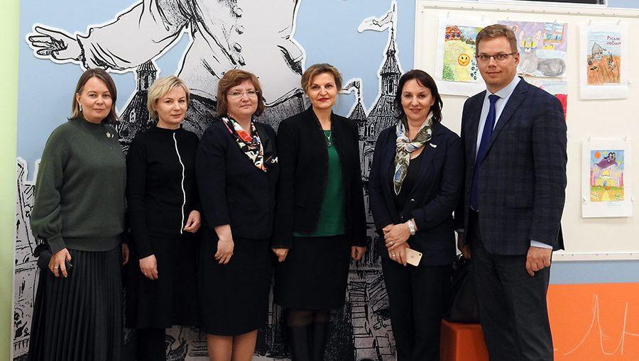 Международный проект колледжей г. Санкт-Петербург с Австрией расширяет границы